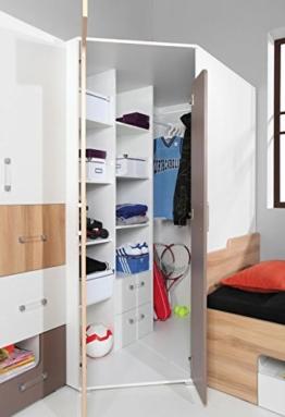 Eckkleiderschrank Jugendzimmer -