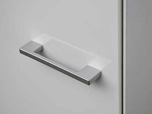 Eckschrank Kleiderschrank Schrank Eckkleiderschrank Hochglanz Weiß Weiss | 30C -